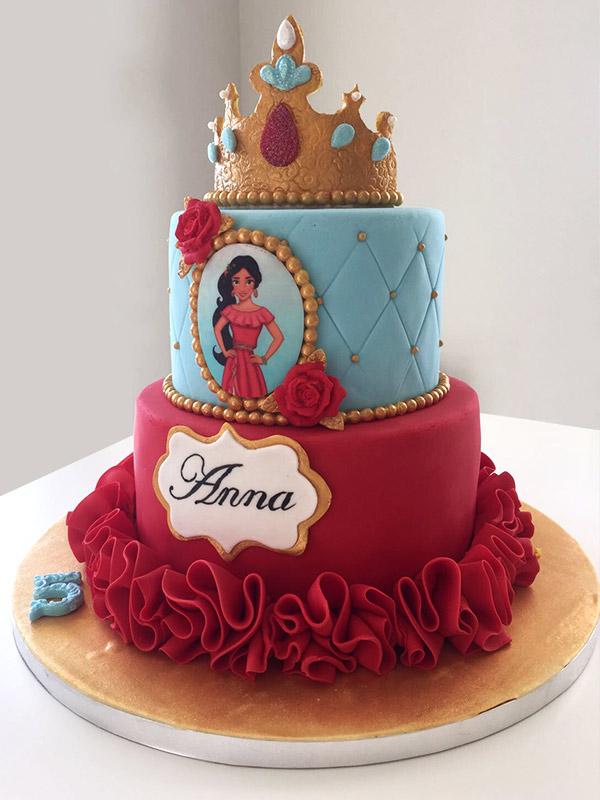 cake birthday Monaco