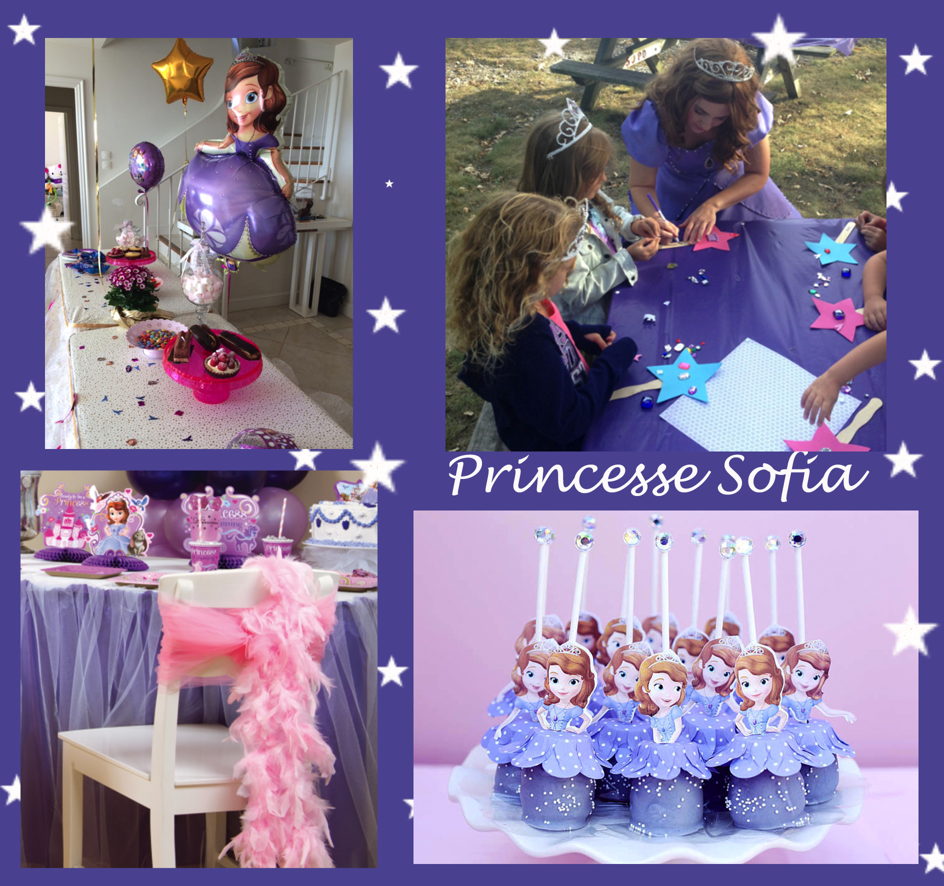 princess sofia birthday party. Black Bedroom Furniture Sets. Home Design Ideas