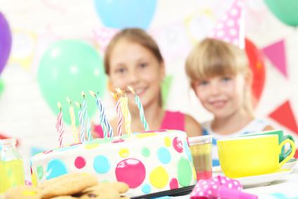 advice to prepare a birthday party
