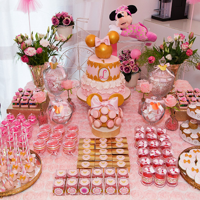 Minnie disney party
